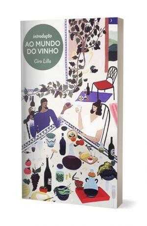 Livro Introdução ao Mundo do Vinho - 5ª Edição