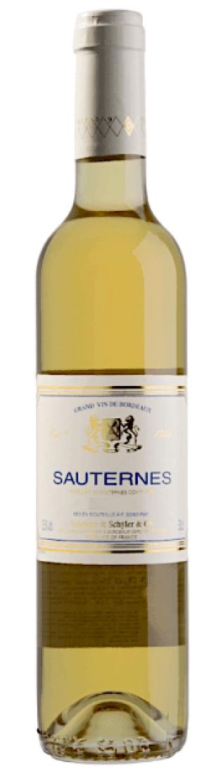 Sauternes 2018  - 500 ml